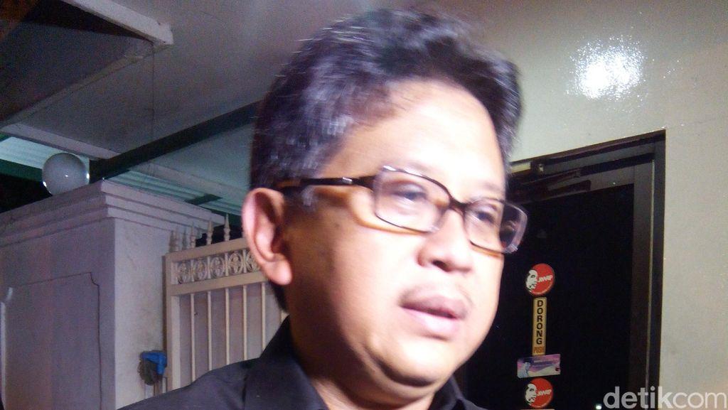 Ke Rumah Megawati Bersama Seskab, Hasto: Bahas Tindak Lanjut Rakernas