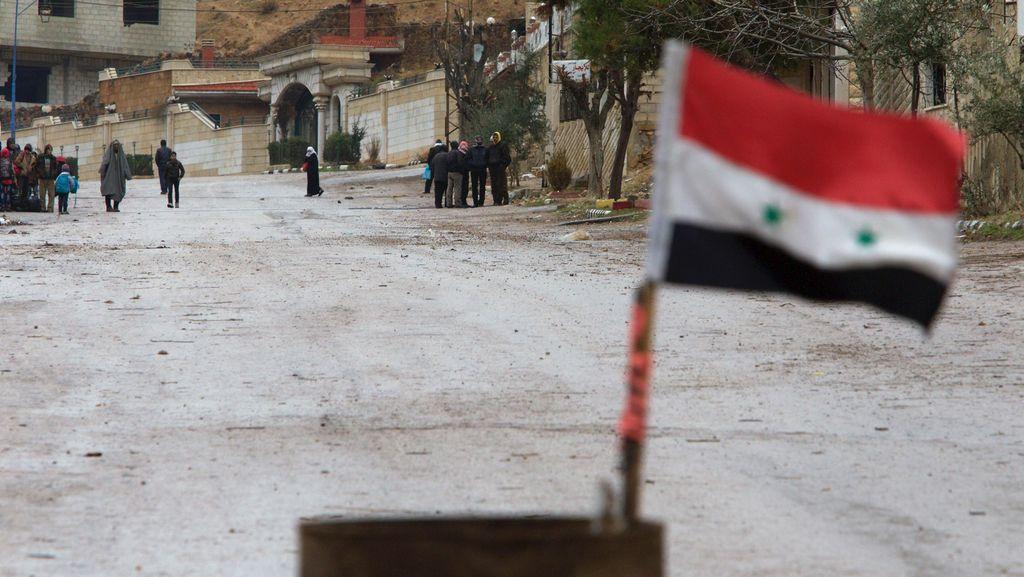 13 Anak Sakit Dievakuasi dari Madaya Suriah yang Dikepung Rezim Assad