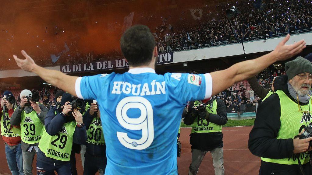 Usai Gabung Juve, Higuain Nyatakan Ingin Menangi Liga Champions