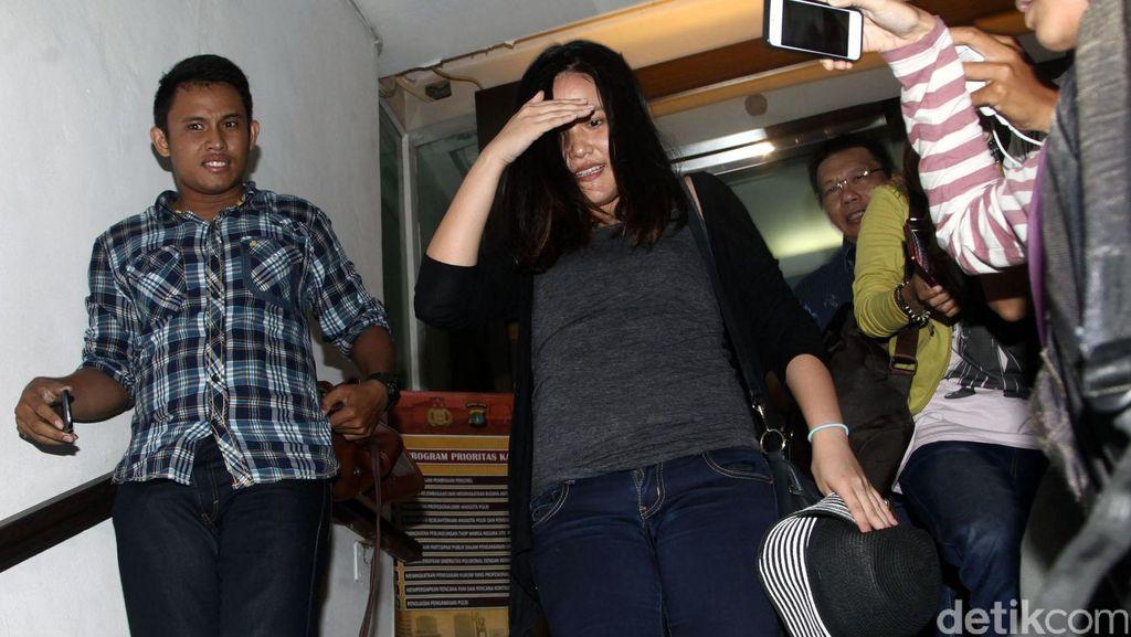 Pelimpahan Kasus Jessica dari Polisi ke Jaksa Dilakukan di Kejari Jakpus