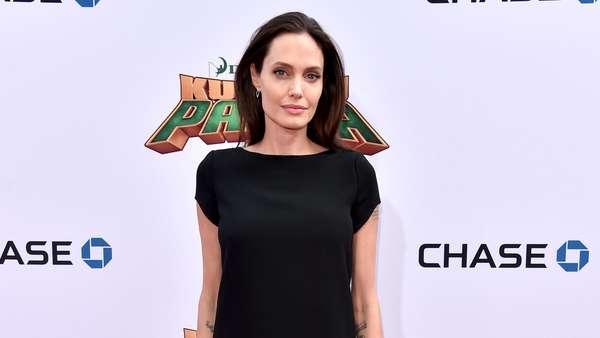 Angelina Jolie Makin Kurus
