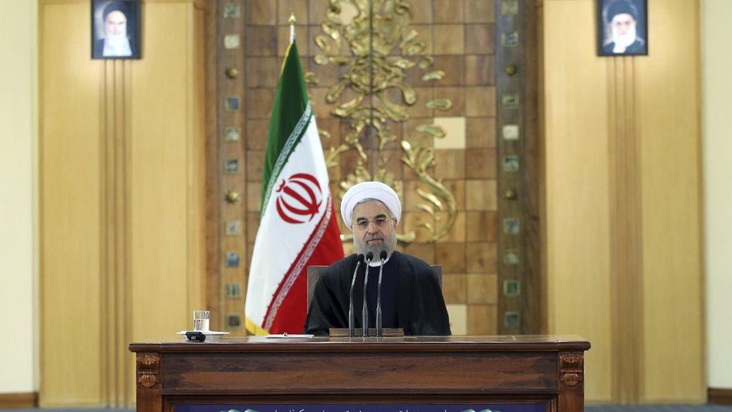 Iran Akan Hormati Kesepakatan Nuklir Jika Negara Barat Juga