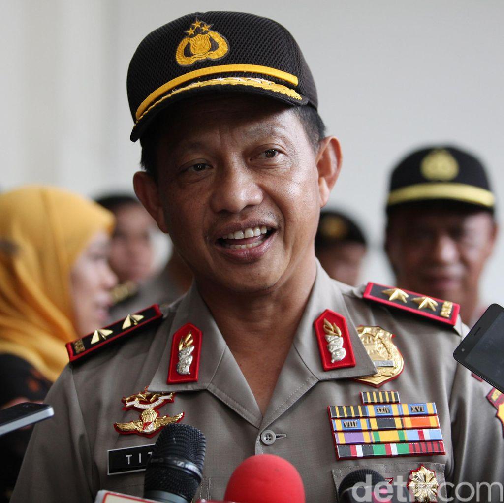 Ini Alasan Polres Tangerang Dilepas Polda Metro Jaya dan Gabung Polda Banten
