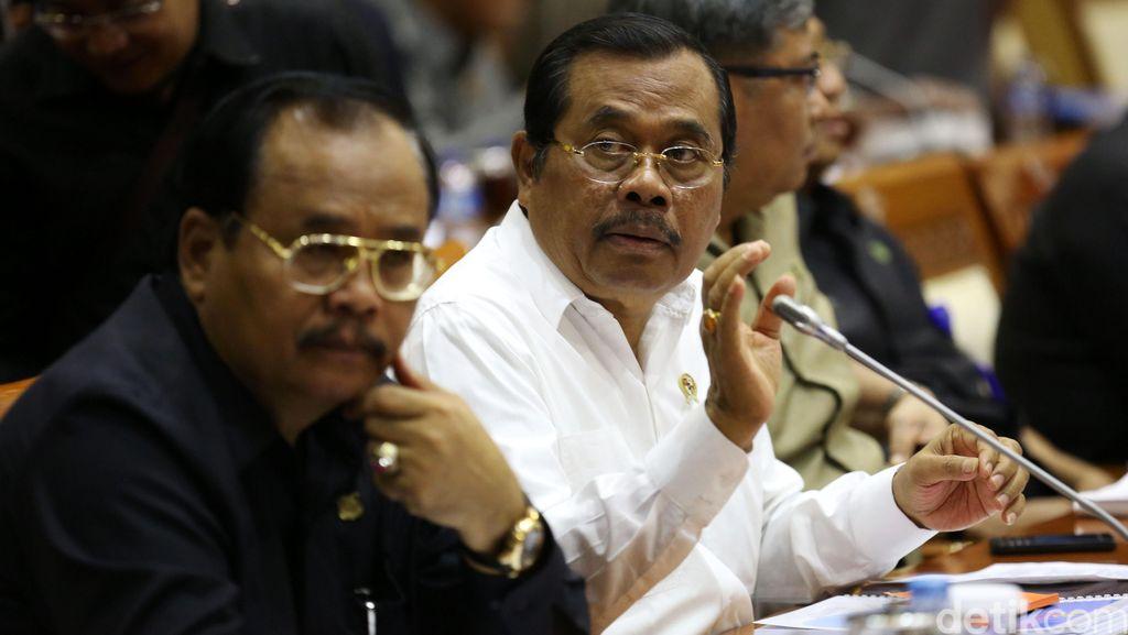 Fraksi Gerindra WO, Raker Komisi III dan Jaksa Agung Lanjut Besok