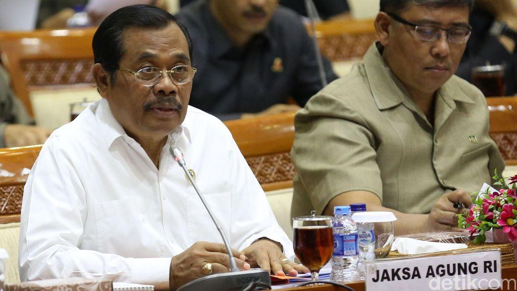Soal Deponering BW dan Samad, Jaksa Agung Sudah Minta Masukan Polri