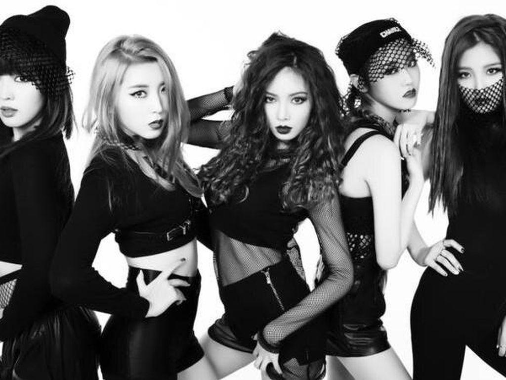 4Minute Akui Hate Jadi Lagu Terburuk Mereka Sejak Debut