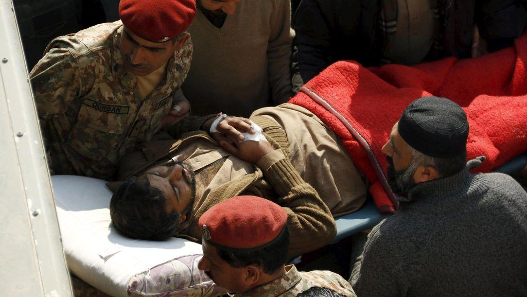 Usai Penyerangan Universitas, Pakistan Gagalkan Serangan Bom di Stasiun Bus