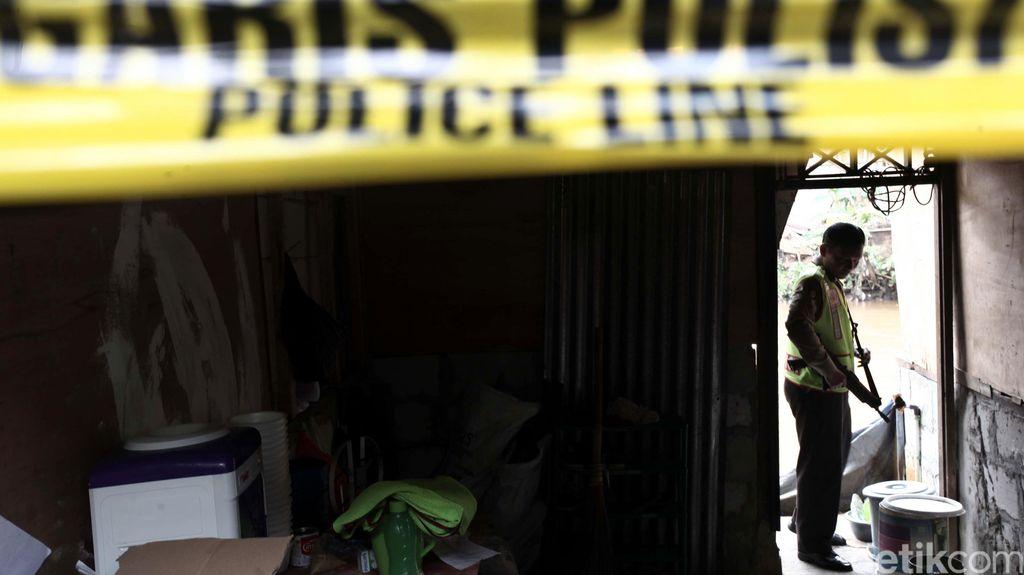 BNN Amankan Sabu yang Disembunyikan di Truk Molen di Ancol