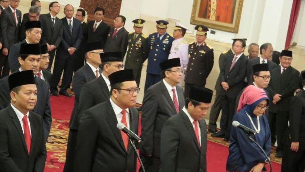 Jadi Ketua KEIN, Soetrisno Bachir: Saya Tidak Mewakili PAN