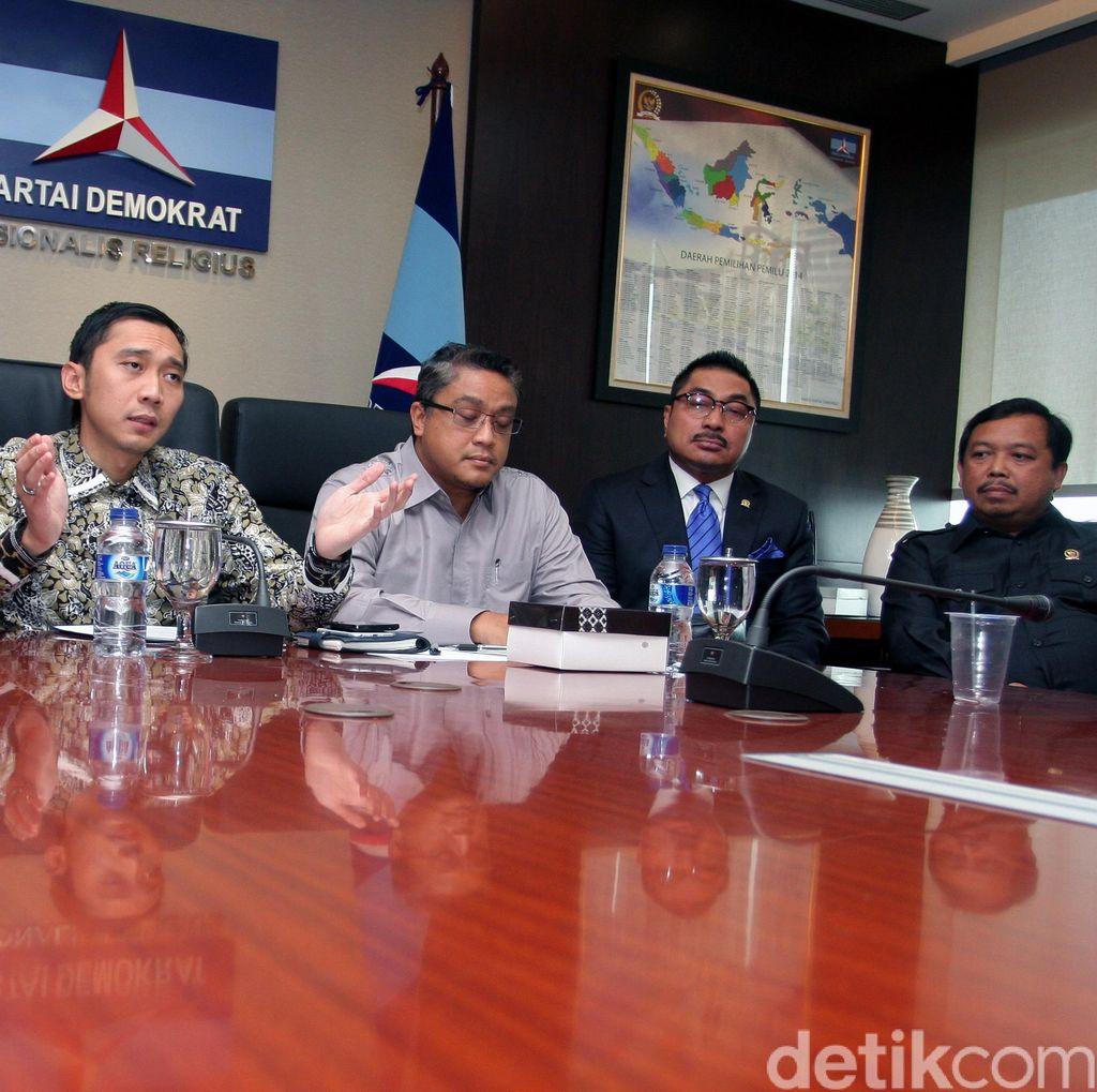 Soal Revisi UU KPK, Anggota Komisi III DPR dari Demokrat Dipanggil SBY