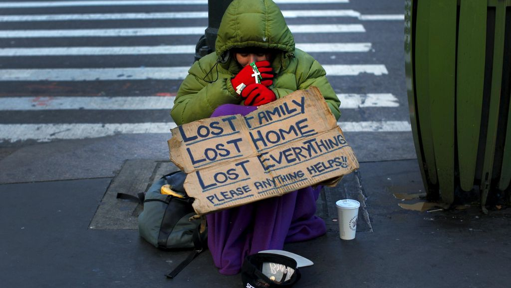 Melahirkan di Dekat Vatikan, Wanita Gelandangan Ditawari Apartemen Gratis