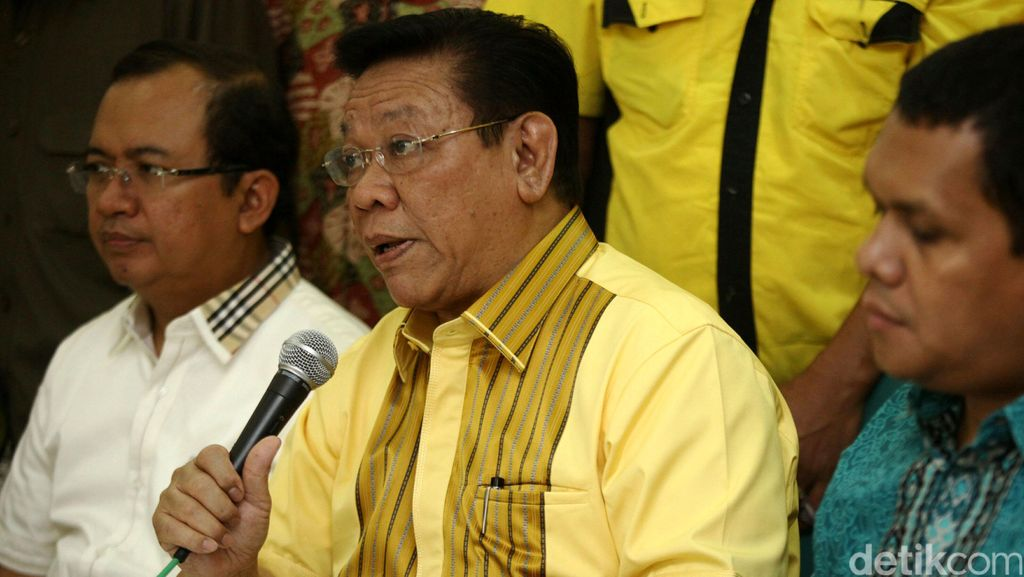 Agung Laksono Dukung Ahok di Pilgub DKI: Dia Pernah di Golkar