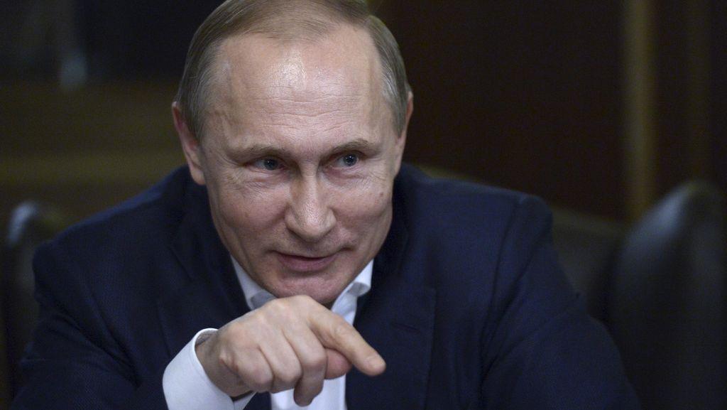Putin Dituduh Setujui Pembunuhan Eks Agen KGB, Kremlin: Itu Lelucon