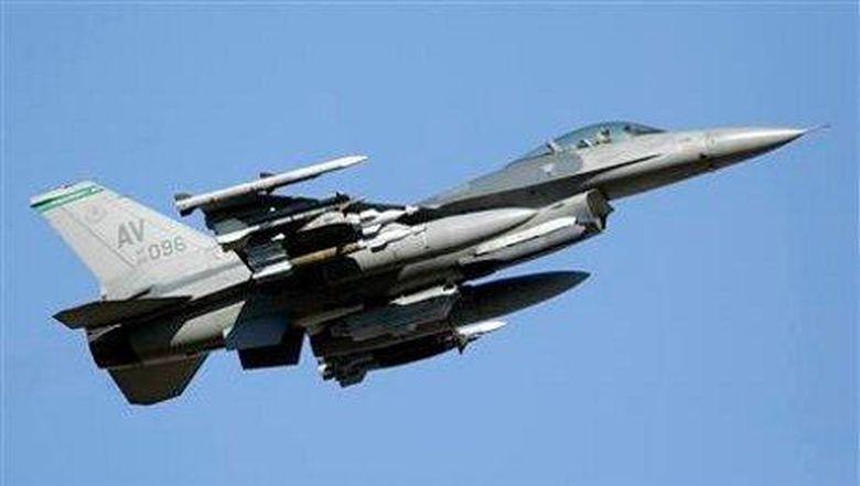 Jet Tempur F-16 Taiwan Jatuh di Amerika