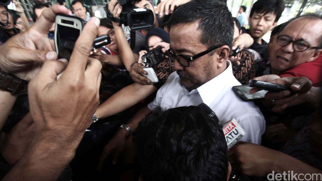 Diperiksa KPK Kedua Kali, Gubernur Rano Karno Dicecar 10 Pertanyaan