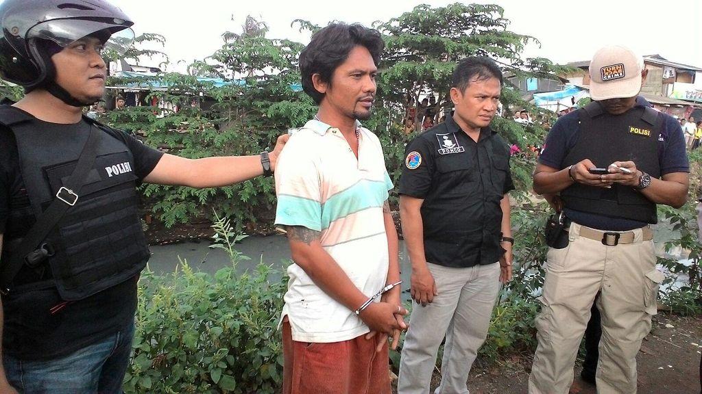 Ini Dua Pria yang Ditangkap Polisi Usai Gerebek Kampung Ambon