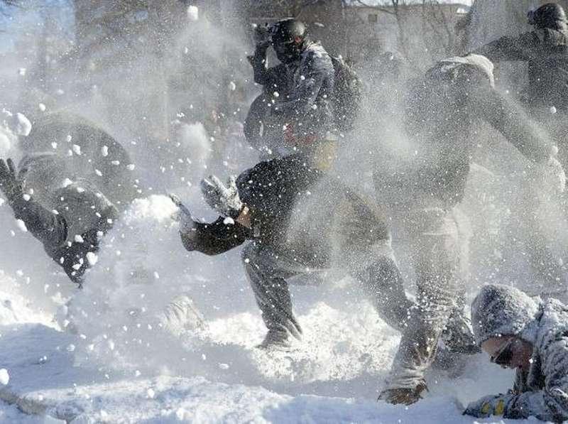 Korban Meninggal Akibat Badai Salju di AS Bertambah Jadi 18 Orang