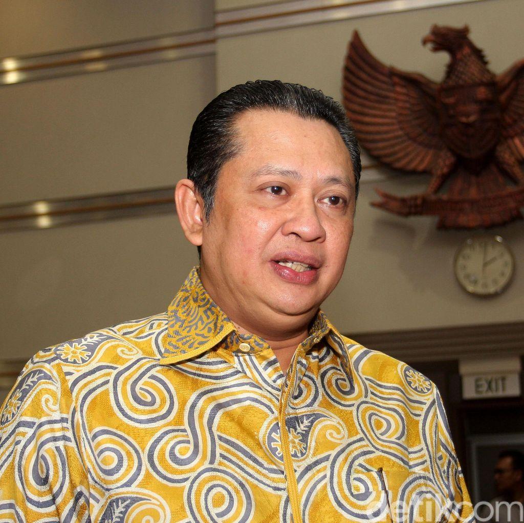 Jaksa Agung Kirim Surat Deponeering untuk Kasus BW dan Samad, Komisi III DPR Gelar Rapat