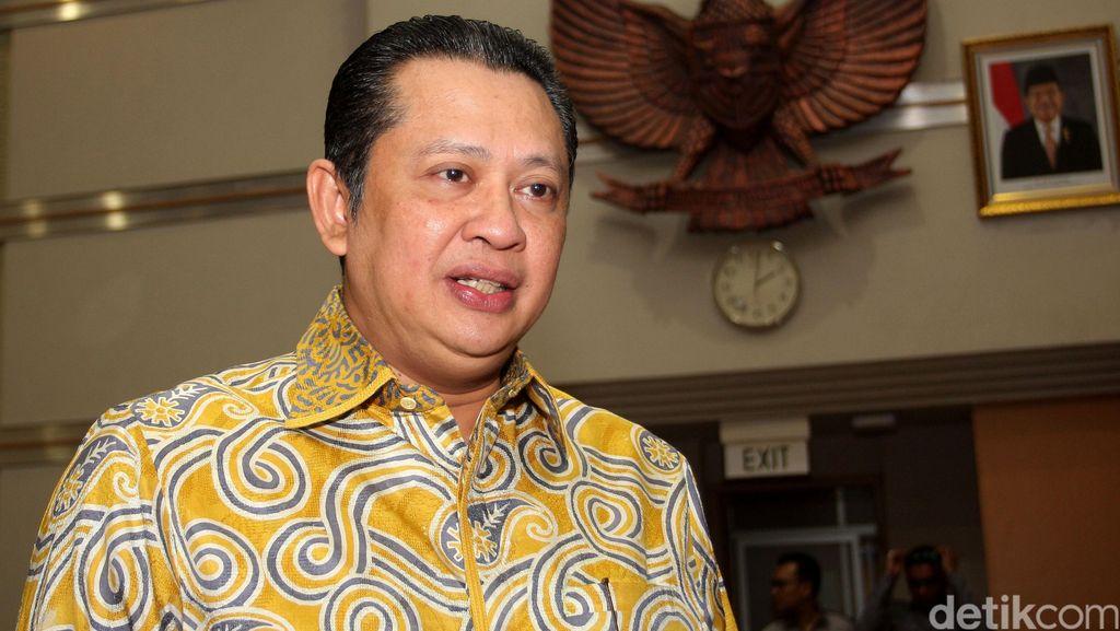 Disebut Anak Nakal oleh Elite PD, Bamsoet: Jokowi Tidak Anti Kritik