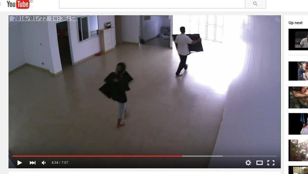 Polisi Sudah Cek Rumah yang Didatangi Pencuri Bermodus Servis TV di Pluit