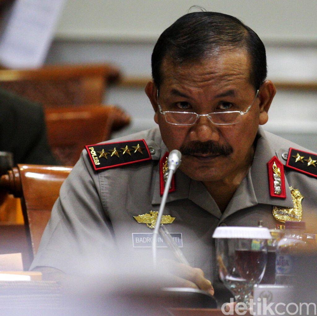 Kapolri: Serahkan ke Jaksa Agung Soal BW, Samad, dan Novel Baswedan