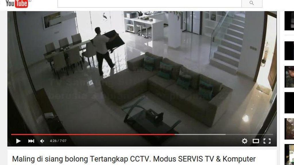 Kapolres: Pencuri Bermodus Servis TV di Pluit Sudah Petakan Lapangan