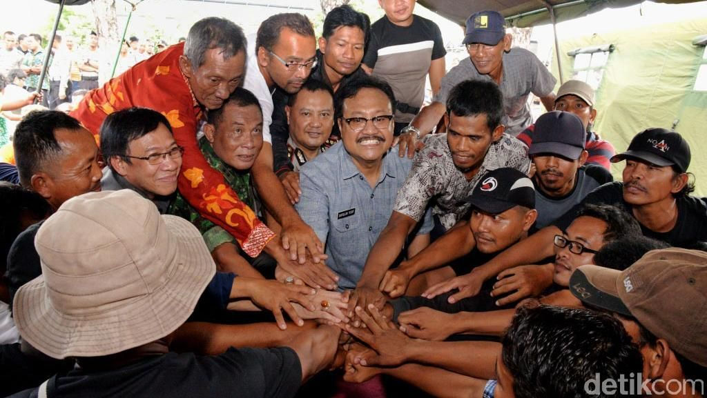Ini Langkah Pemerintah Menyelesaikan Banjir di Sampang