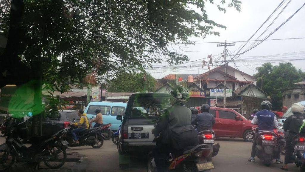Macet di Tanjung Barat yang Sudah Mengganggu, Warga Depok Susah Payah ke Jakarta
