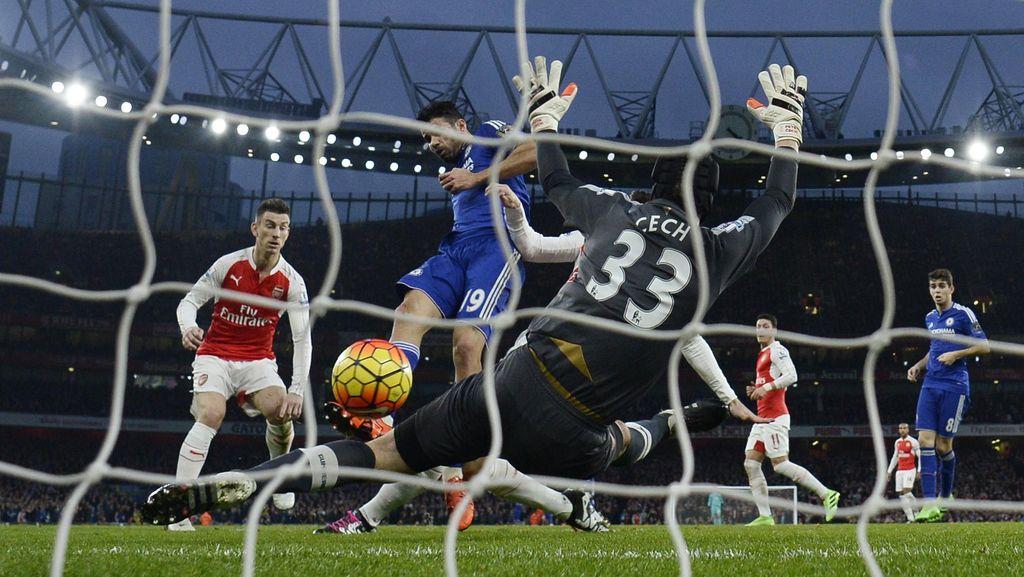 Misi untuk Arsenal: Mencegah Costa Menjadi Momok Baru setelah Drogba