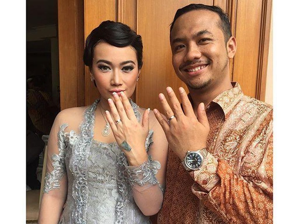 Tamu Mulai Padati Lokasi Akad Nikah Ratu Felisha dan Ari Pujianto