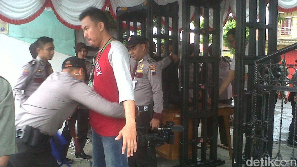 Jelang Sidang PK Abu Bakar Baasyir di Cilacap, Pengamanan Diperketat