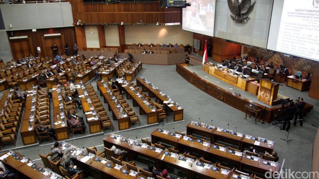 Minta Paspor Hitam, Anggota DPR: Untuk Kekebalan Diplomatik