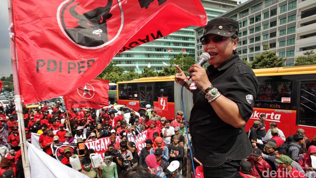 KPK Sebut Draf Revisi UU 90 Persen Melemahkan, ini Kata PDIP