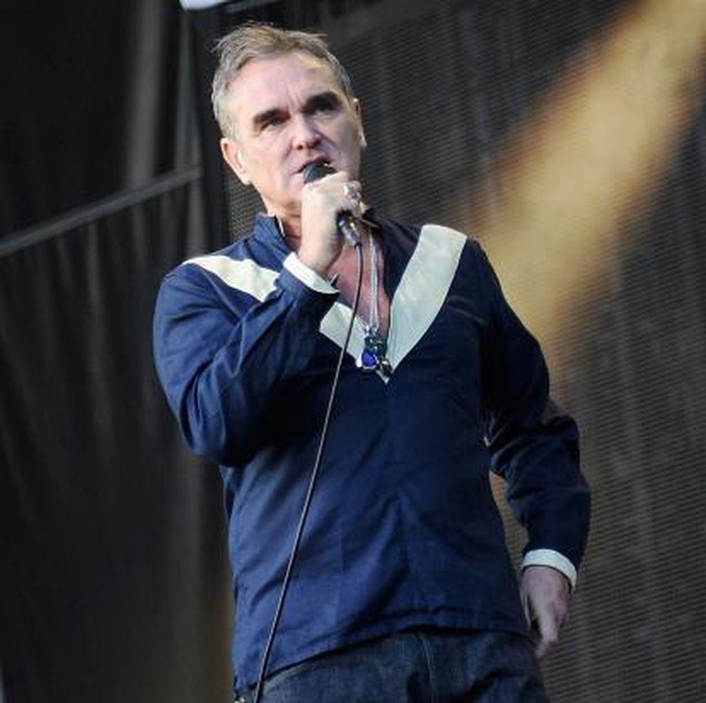 Pemanasan Konser Morrissey Jakarta Digelar 7 Oktober