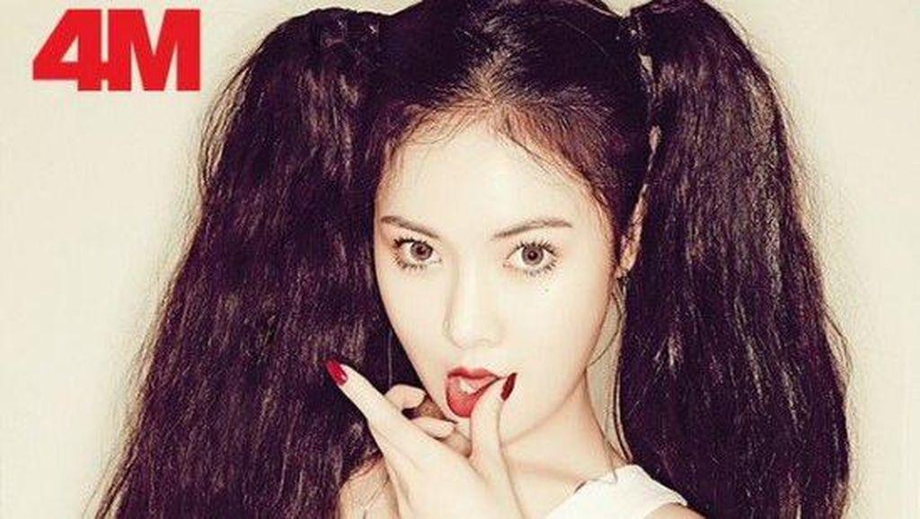 HyunA 4Minute Tak Nyaman Melulu Tampil Seksi