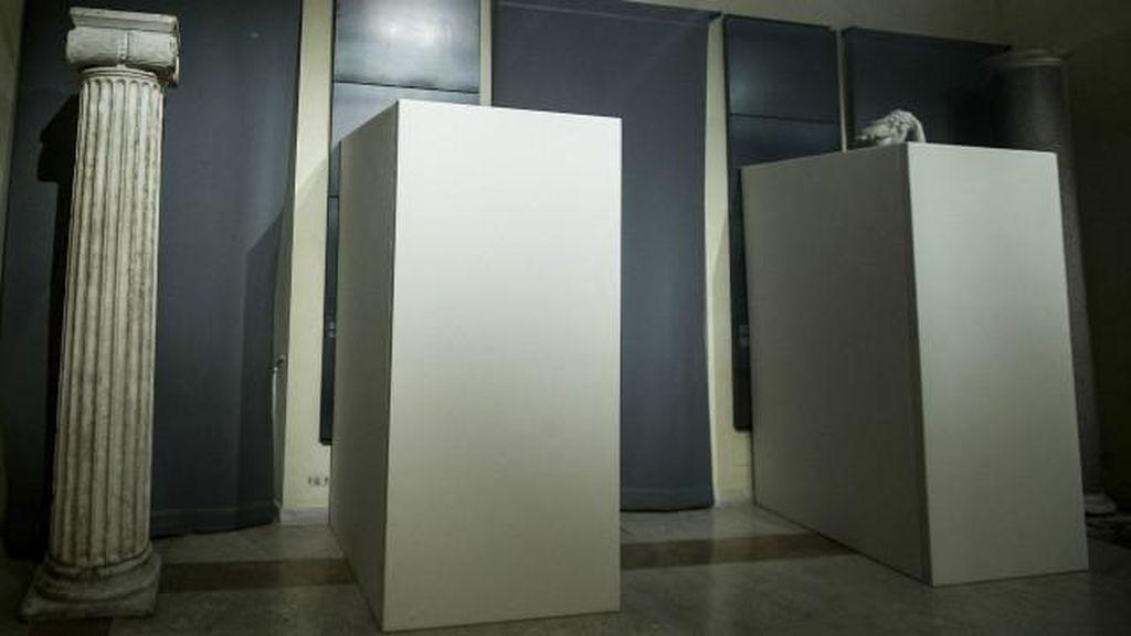 Patung Telanjang di Italia ini Ditutup karena Kunjungan Presiden Iran