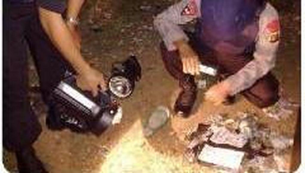 Mabes Polri: Bom di Jambi Berdaya Ledak Rendah, Tidak Merusak