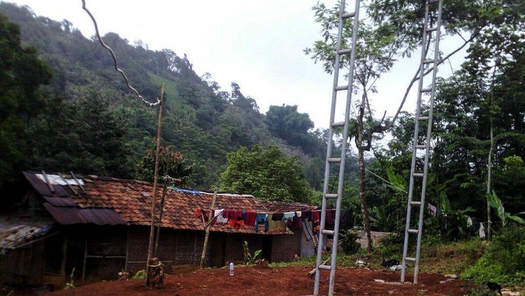 Cerita dari Kampung Halimun Setelah Puluhan Tahun Tak Teraliri Listrik