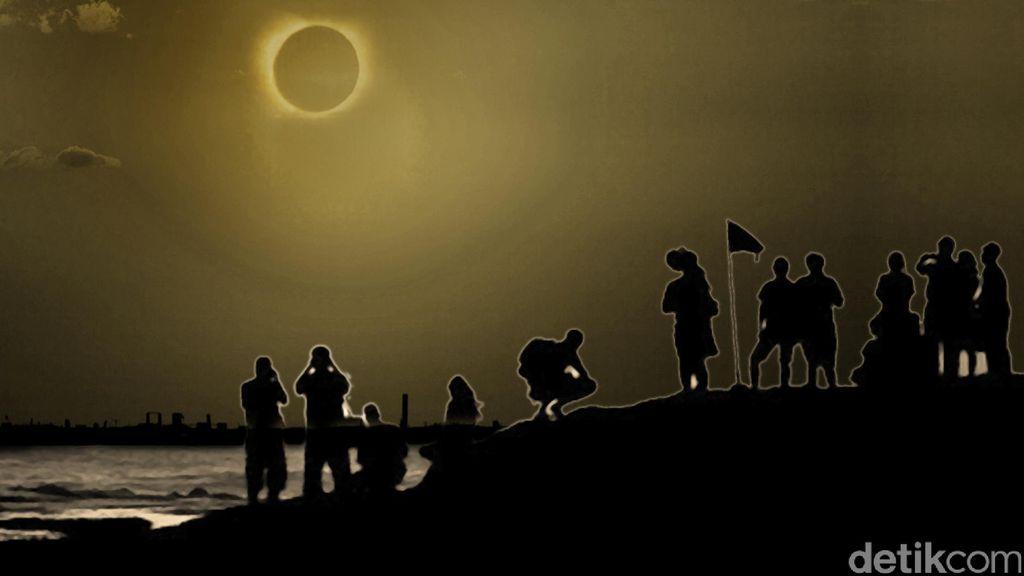 Gerhana Matahari Parsial Juga akan Terlihat di Langit Singapura