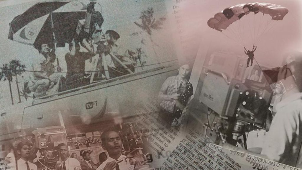 Kisah di Balik Siaran Langsung Gerhana Matahari Total 1983 Oleh TVRI