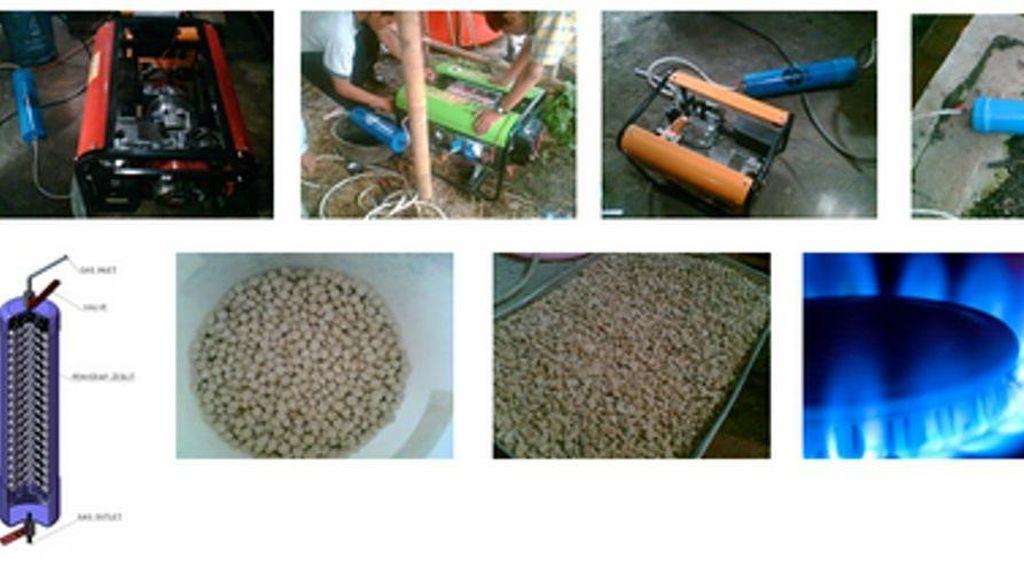 Zeofilter, Pembersih Zat Pengotor Biogas Temuan LIPI
