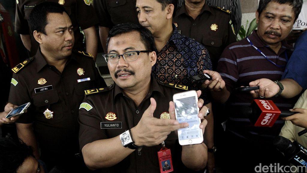 Dilaporkan Balik HT ke Bareskrim, Ini Tanggapan Jaksa Yulianto