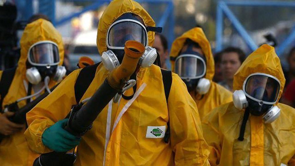 Virus Zika Berpotensi Timbulkan Ledakan Pandemi