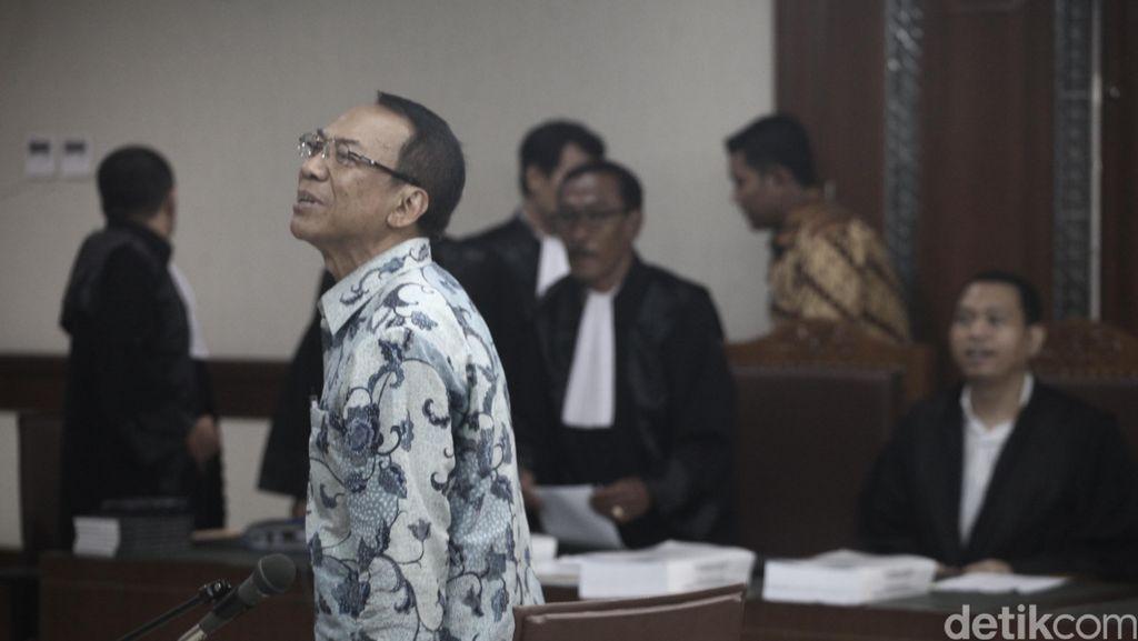 Banding Ditolak, Eks Menteri Jero Wacik Tetap Dibui 4 Tahun