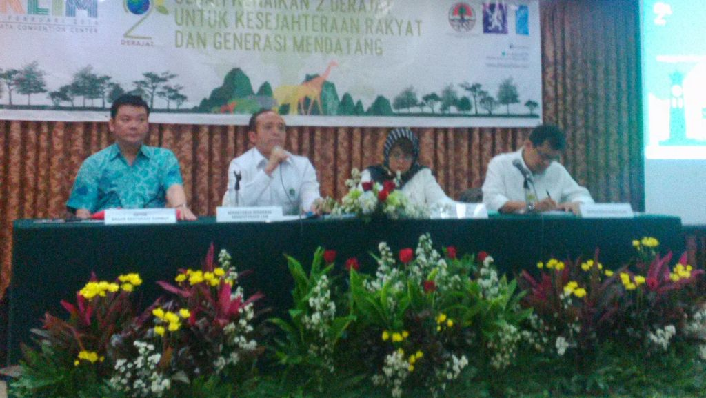 Perangi Emisi Karbon, Kementerian Lingkungan Hidup Gelar Festival Iklim