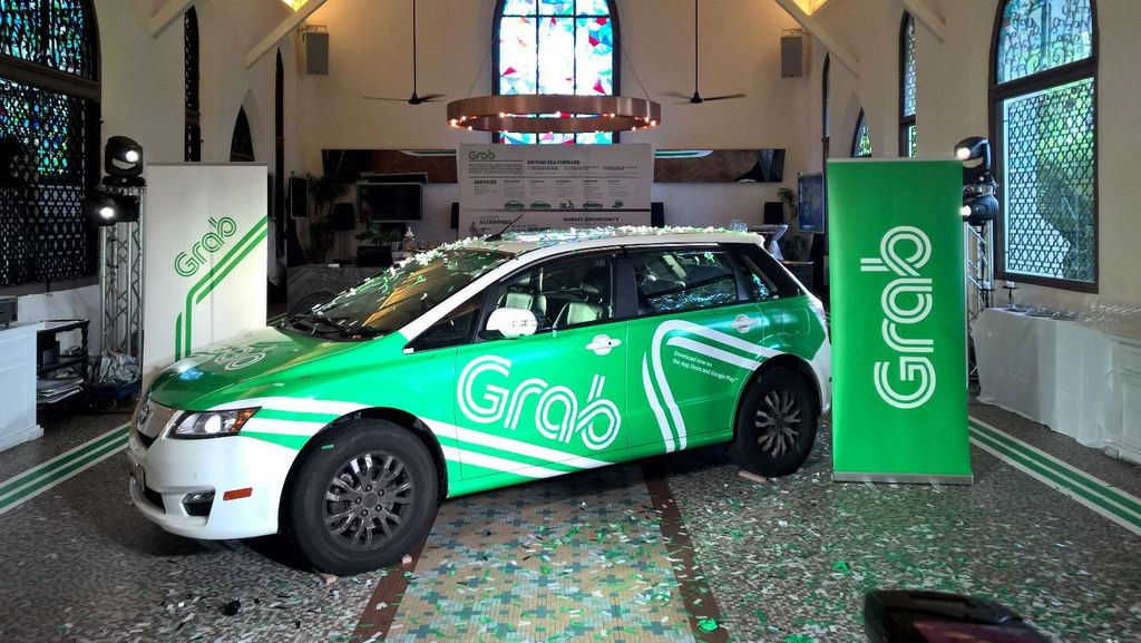 Mobil Pribadi Ikut Taksi Online Mesti Ber-STNK Perusahaan, Siapa yang Bayar?
