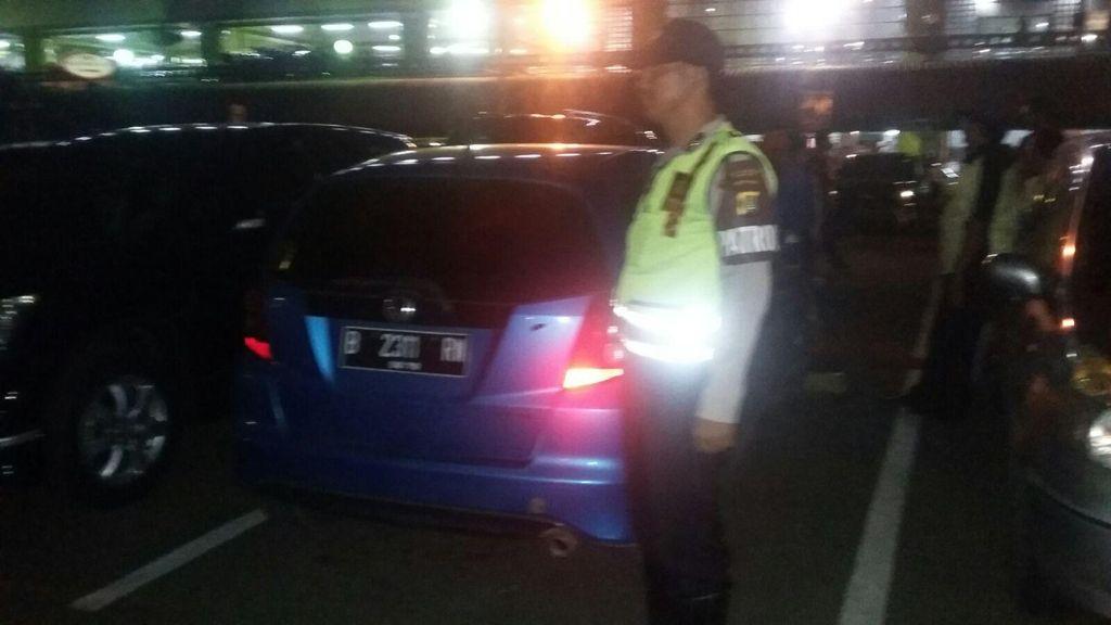 Dicuri di Kelapa Gading, Mobil Honda Jazz Ditemukan Terparkir di Gambir
