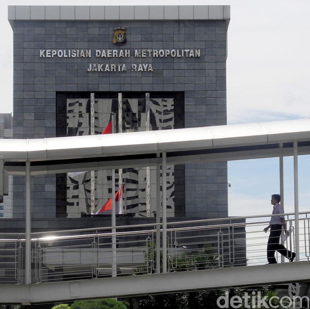 Sejumlah Kasat dan Kapolsek di Polda Metro Jaya Dirotasi