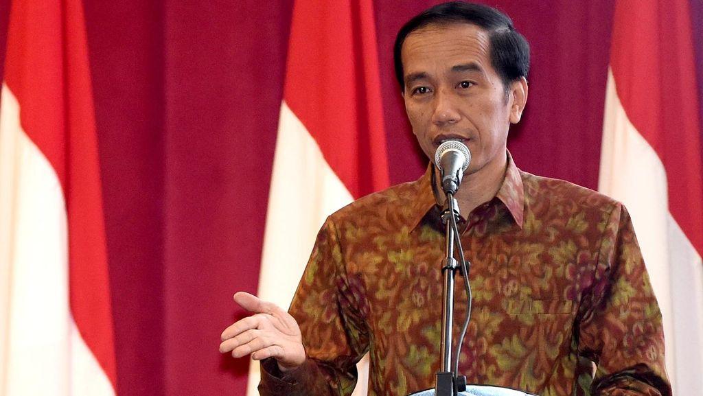 Jokowi Lantik 7 Gubernur Hasil Pilkada Serentak di Istana Siang ini