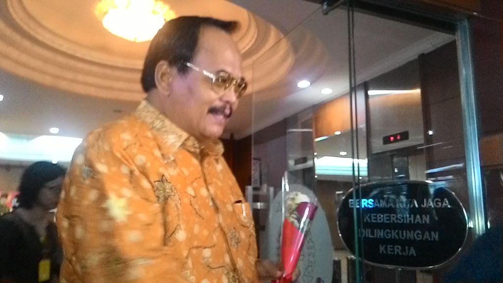 Wakil Jaksa Agung Andhi Nirwanto Mundur
